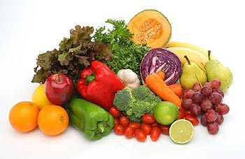 История фруктов и овощей Фрукты и овощи